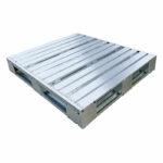 GSP4840亜鉛メッキ鋼製パレット